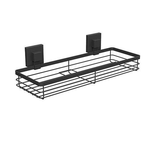 Large Suction Bathroom Shelf