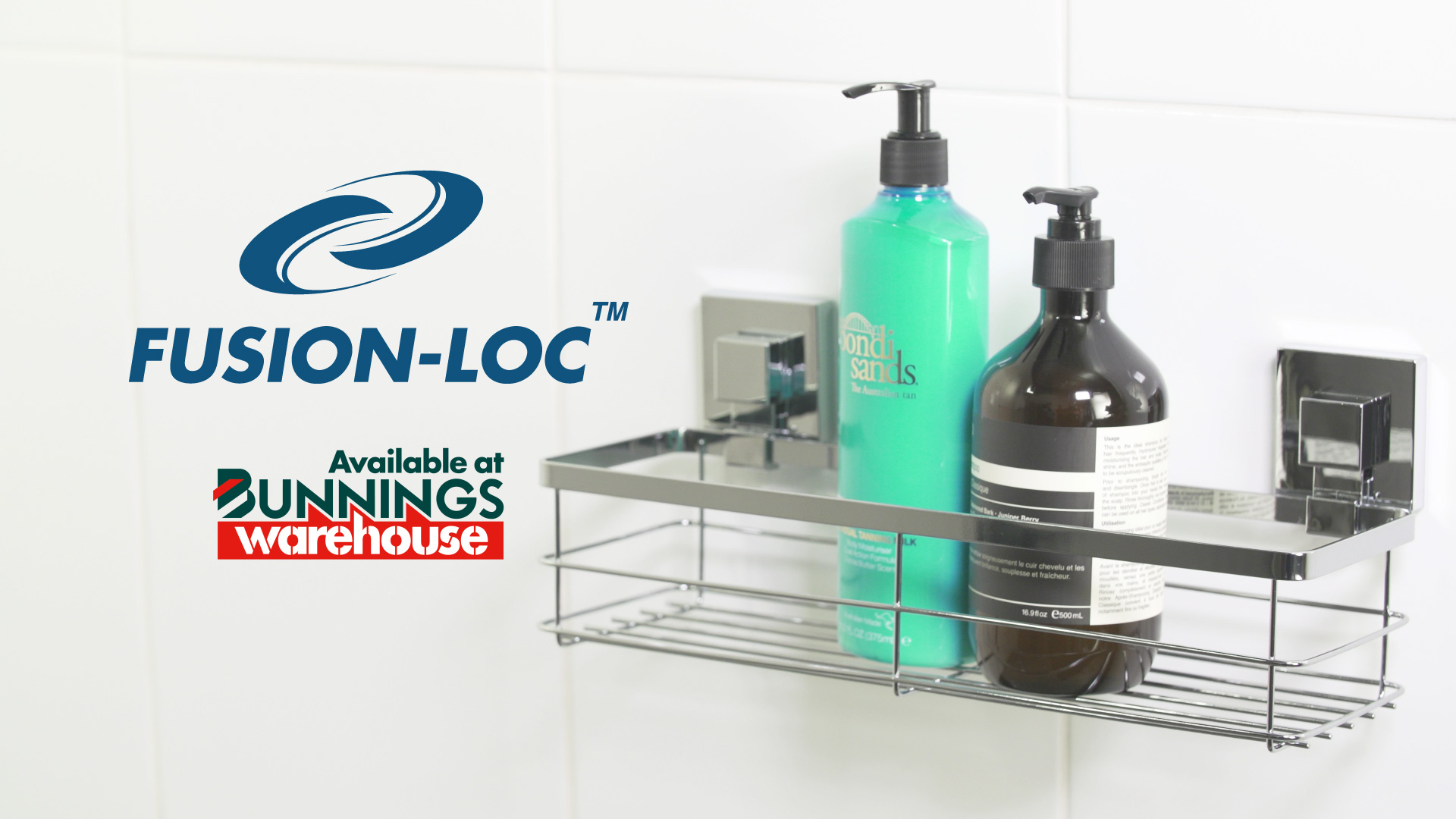 Fusion-Loc Installation Videos, Bathroom Accessories