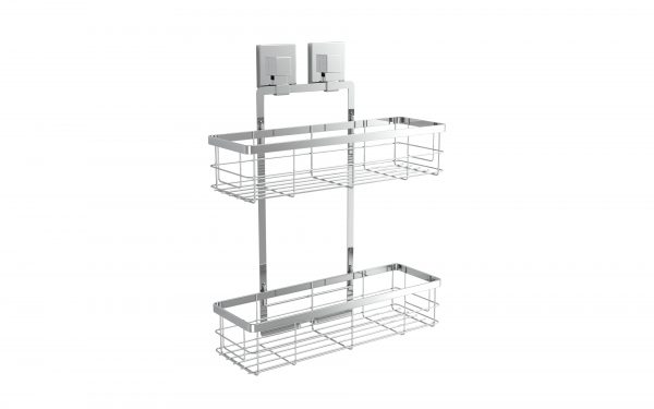 Large Double Shower Caddy