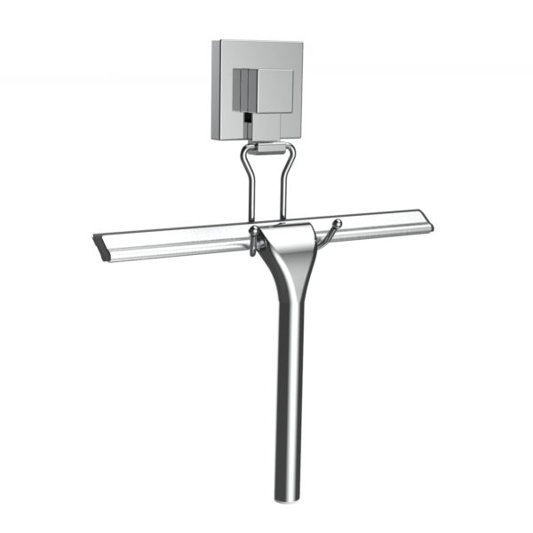 Suction Squeegee & Holder